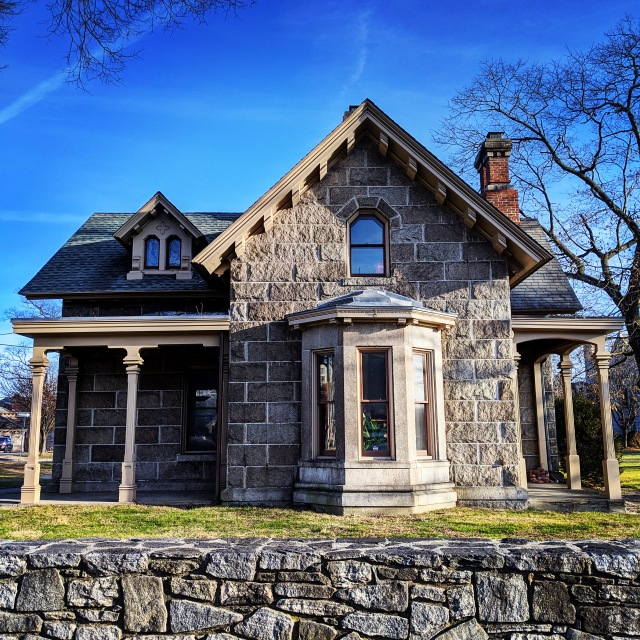 Lockwood Matthews Mansion Norwalk, Connecticut, USA 12/2019
