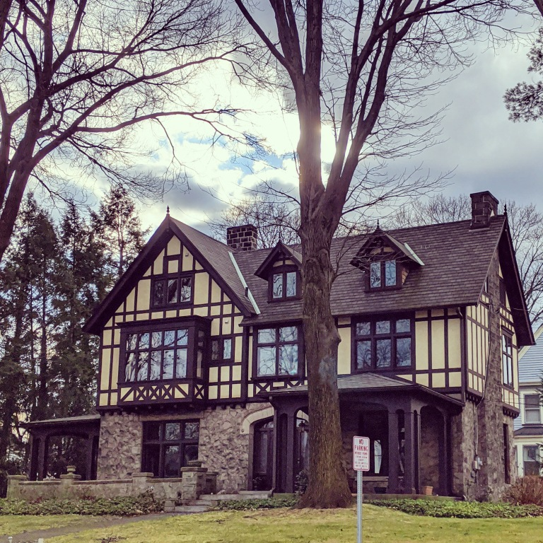 College Hill, Easton, Pennsylvania, USA 2020