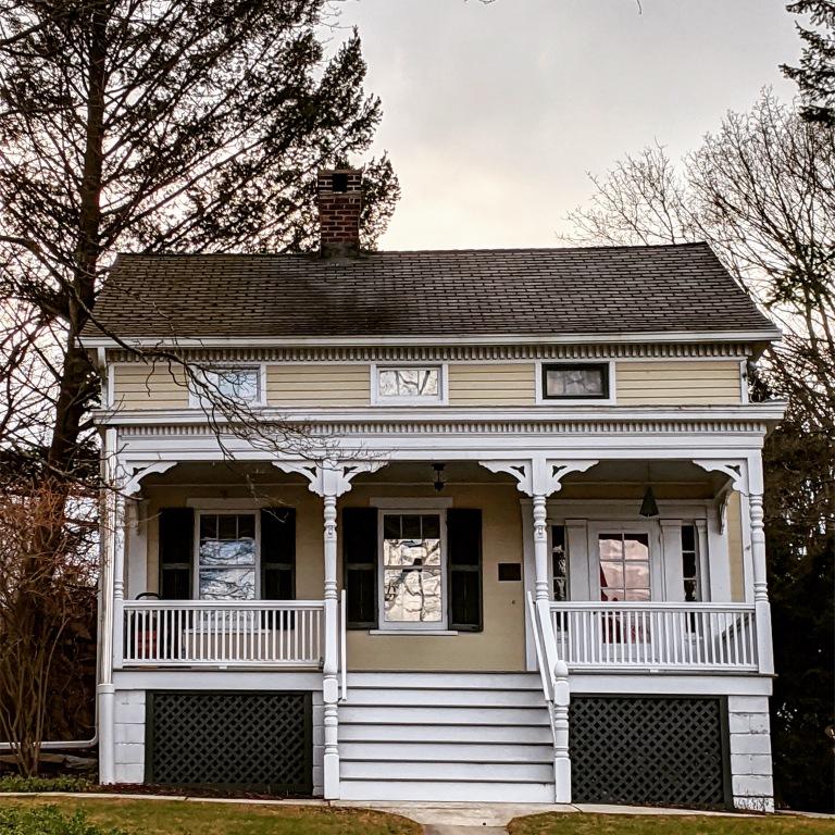 Cos Cob, Connecticut, USA 2020