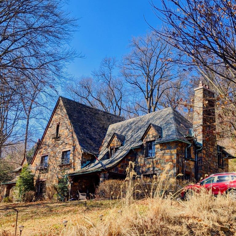 College Hill. Easton, Pennsylvania, USA (March, 2020)