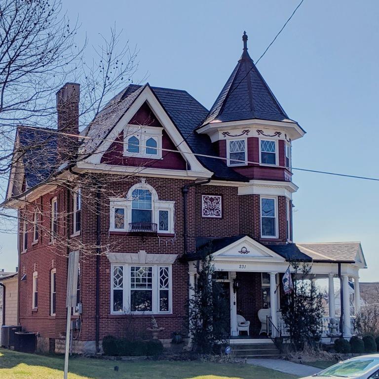 Catasauqua, Pennsylvania, USA - March 2020